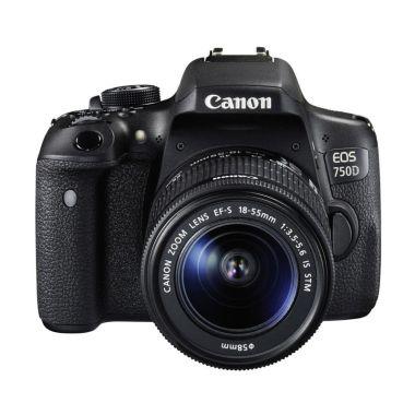 Canon EOS 750D KIT 18-55mm STM WiFi Kamera DSLR