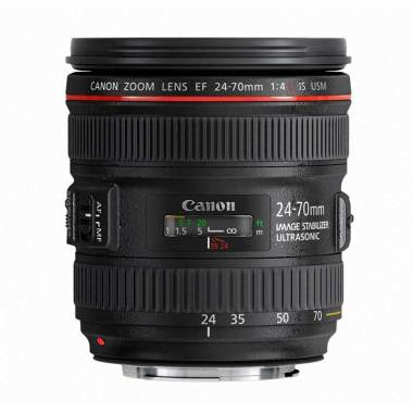 Canon Lensa EF 24-70mm f/4 L IS USM ...