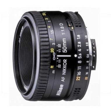 Nikon Lensa AF 50mm f/1.8 D         ...