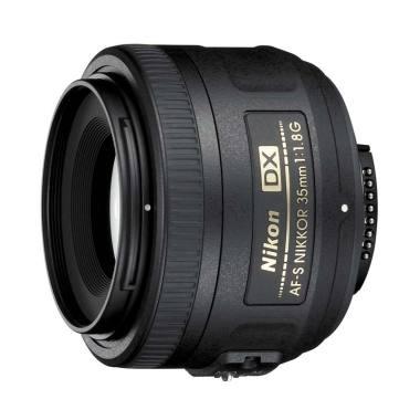 Nikon Lensa AF-S DX 35mm f/1.8G     ...