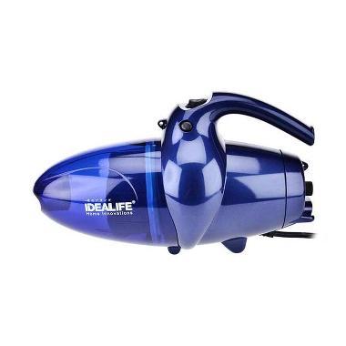 Idealife IL-130 Hand Mini Vacuum Cl ... dot Penghisap Debu - Biru