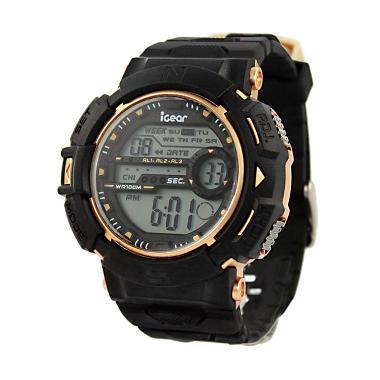 Jam Rubber Sporty Watch Digital Igear Terbaru di Kategori Jam Tangan Kasual Pria | Blibli.com