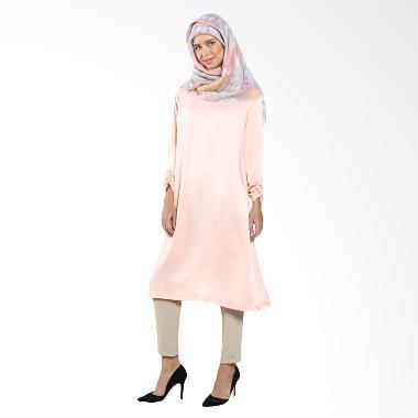 Imani Kekey IB-TPS-11 Top Peach Baju Muslim Wanita