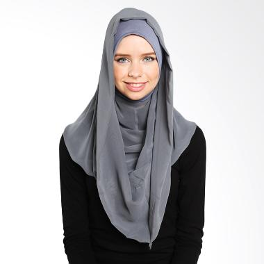 Imani Shireen Ceruti IB-HPDG-24 Dark Grey Hijab