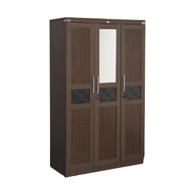 Imax Lemari Pakaian [3 Pintu]