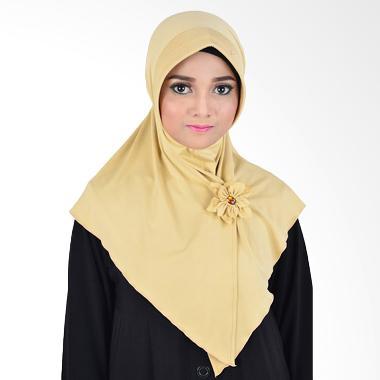 Inara House Katarina Hijab - Coklat Susu