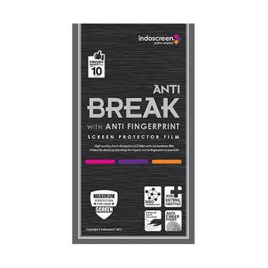 IndoScreen Anti Break Scren Protect ...  Q10 - Clear [Anti Gores]