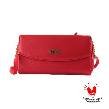 Inficlo SRY 608 Graceful Dompet Wanita - Red