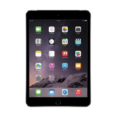 Jual Apple iPad Mini 3 Grey [Wifi + Cell/16 GB] Harga Rp 8999000. Beli Sekarang dan Dapatkan Diskonnya.