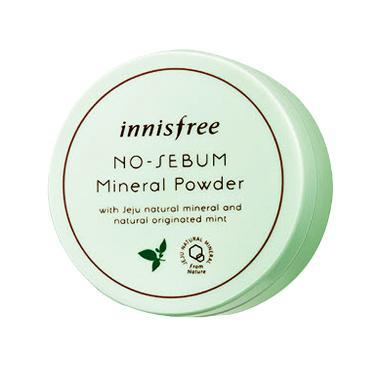Innisfree No Sebum Mineral Powder [5 g]
