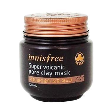Innisfree Super Jeju Volcanic Pore Clay Mask [100 mL]