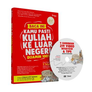 harga Inspirabook Jurus Kuliah Ke Luar Negeri (JKLN) Blibli.com