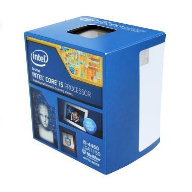 Intel Core i5-4460 Processor [3.2GHZ/6MB/BOX/LGA1150/Haswell]