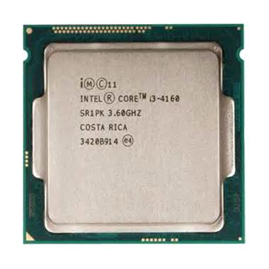 Intel Core i3 4160 Procesor [3.60/Tray/Socket 1150] + Fan