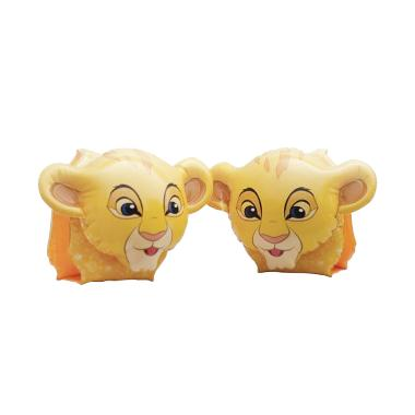 Intex - Pelampung Lengan Anak Lion King Deluxe Arm Bands 56649