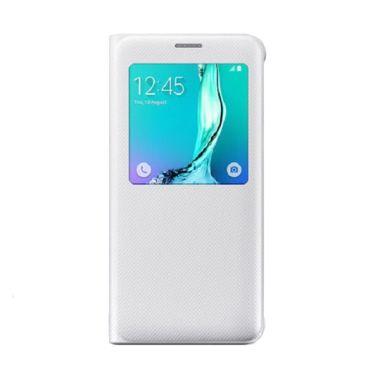Samsung S View White Flip Cover Cas ...