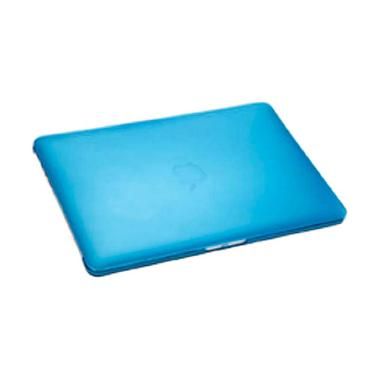 iPearl Pearl Pac Ice Satin Cover Blue Casing for Macbook Pro [15 Inch]