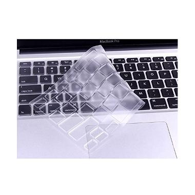 iPearl Ultra Thin Clear Keyboard Sk ... Pro or Air [13 - 17 Inch]