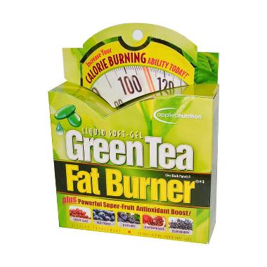 Irwin Natural Green Tea Fat Burner  ...  Dan Pelangsing [30 Caps]