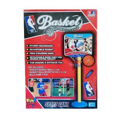 Istana Bintang Basket Championship Ring Basket
