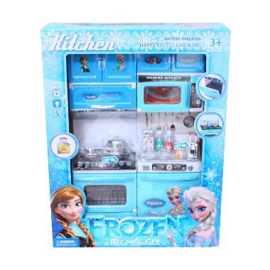 Istana Kado Frozen Elsa Anna Kitchen Set Mainan Anak a76b6cfde3