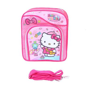Istana Kado Tas Sekolah Anak Selemp ... itty Tas Selempang - Pink