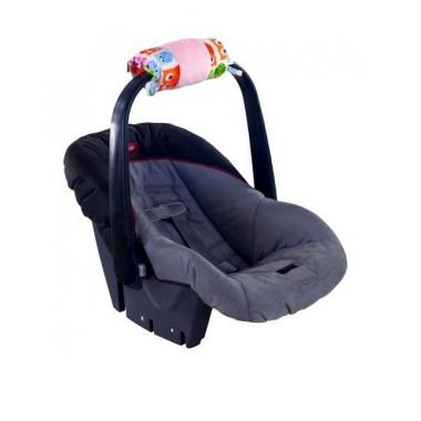 Itzy Ritzy Cushion Hoot Infant Carseat Handle
