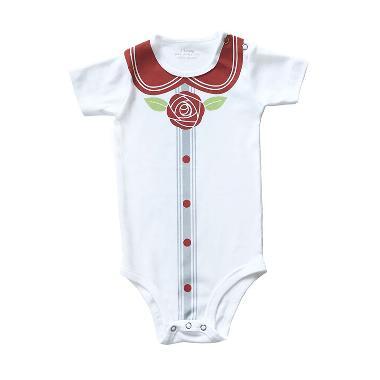 J Baby Bodysuit Girl Bunga Baju Jumpsuit Bayi