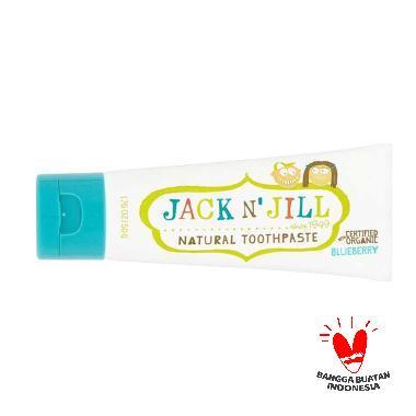 Jual Jack N Jill Toothpaste Blueberry Online Agustus 2020 Blibli Com