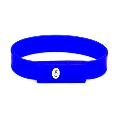 Jack Gelang Biru Flashdisk [8 GB]   ...