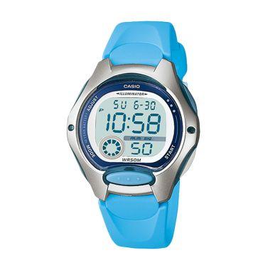 Casio Sporty LW-200-2B Light Blue J ...