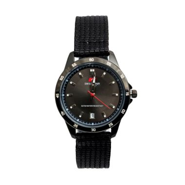 Swiss Army SA1179LFB Casual Black J ...