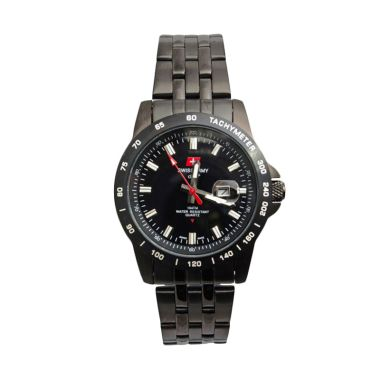 Swiss Army SA3309LFB Casual Black J ...