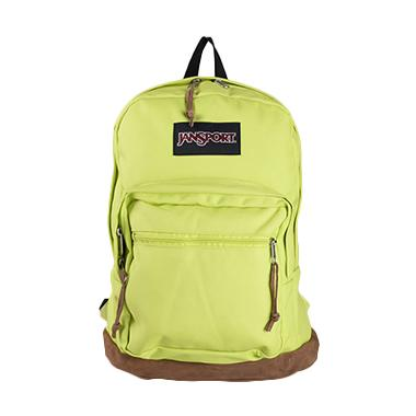 Jansport Right Pack LBJRPTYP701G Backpack - Lime Punch
