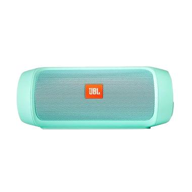 JBL Charge 2+ Teal Portable Wireless Speaker