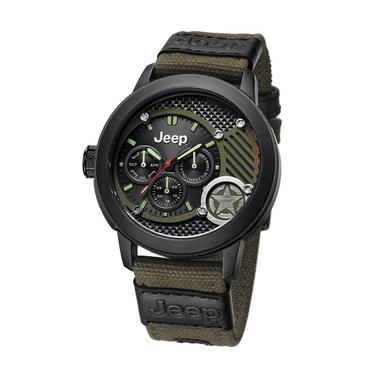 Jeep Multifunction Watch JEEP JPW61 ... n Pria - Black Army Green