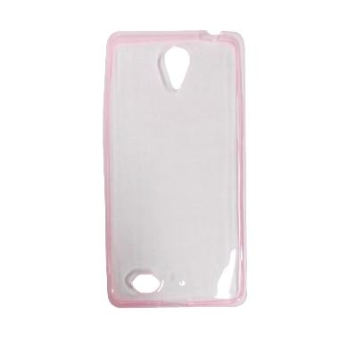 Jete Silicon Pink Casing for Oppo Joy 3 A11W