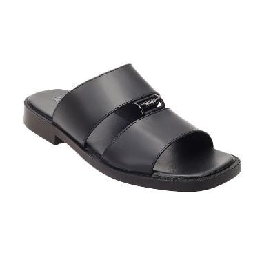 Jim Joker A 201 Black Sandals
