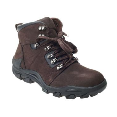 Jim Joker Oslo 2B Coffee Casual Boot