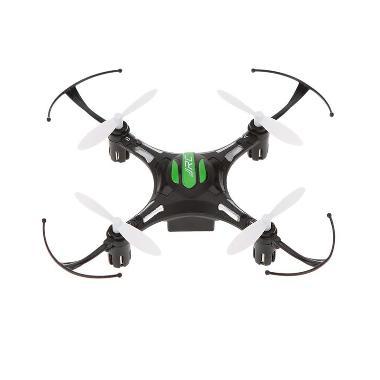JJRC H8 Drone  Mini Headless Mode 2 ... RC Quadcopter RTF - Hitam