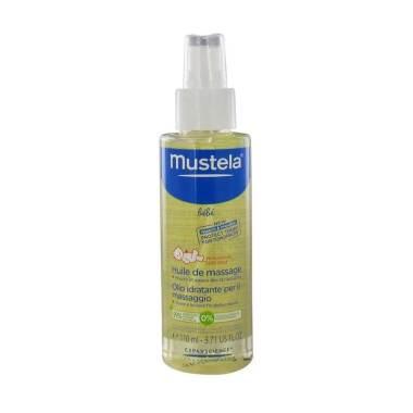 Mustela Massage Baby Oil [110 mL]