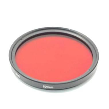 Kernel 52mm Red Filter Lensa for Go ...