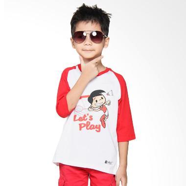 Jual Jumma Kids Blibi X Badminton Lets Play Atasan Anak