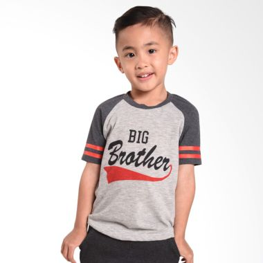 Just For Kids Big Brother Atasan Anak Laki-Laki