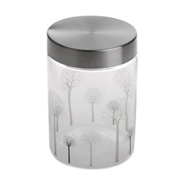 JYSK 16515A-2 Tree Glass Seal Jar