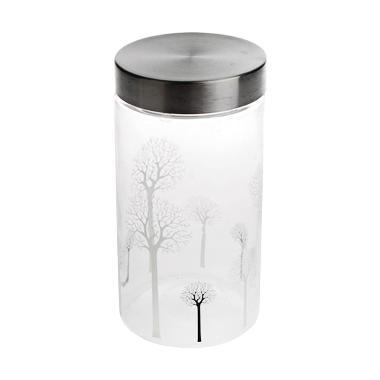 JYSK 16515A-3 Tree Glass Seal Jar