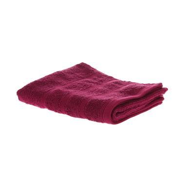 JYSK Kronborg Plus Towel - Pink [34x80 cm]