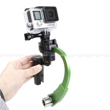 Action Cam Plastic Curve Stabilizer ... B-PRO & Xiaomi Yi - Hijau