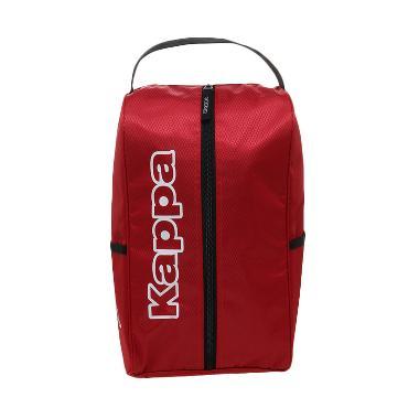Kappa K6920004A Zipper Tas Sepatu - Red