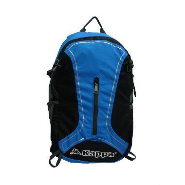 Kappa KF4BP963 Black Blue Backpack Bag
